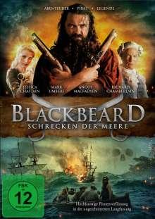 Blackbeard - Schrecken der Meere, DVD
