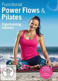 Functional Power Flows & Pilates, DVD