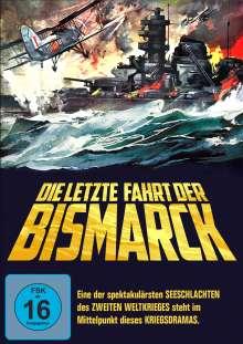 Die letzte Fahrt der Bismarck, DVD