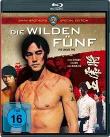 Die wilden 5 (Blu-ray), Blu-ray Disc
