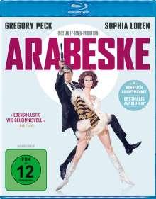 Arabeske (Blu-ray), Blu-ray Disc