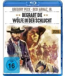 Begrabt die Wölfe in der Schlucht (Blu-ray), Blu-ray Disc