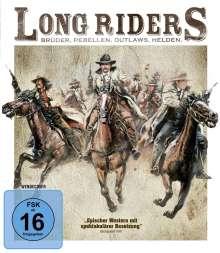 Long Riders (Blu-ray), Blu-ray Disc