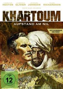 Khartoum, DVD