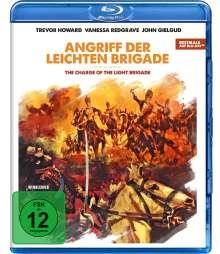 Angriff der leichten Brigade (Blu-ray), Blu-ray Disc