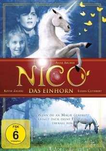 Nico - Das Einhorn, DVD