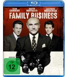 Family Business (Blu-ray), Blu-ray Disc