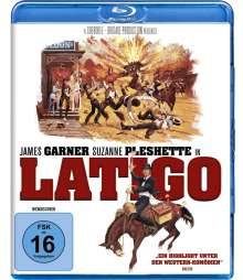 Latigo (Blu-ray), Blu-ray Disc