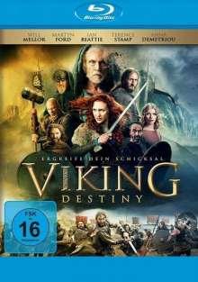 Viking Destiny (Blu-ray), Blu-ray Disc