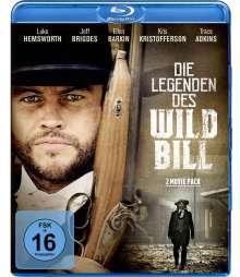 Die Legenden des Wild Bill (2 Movie Pack) (Blu-ray), 2 Blu-ray Discs