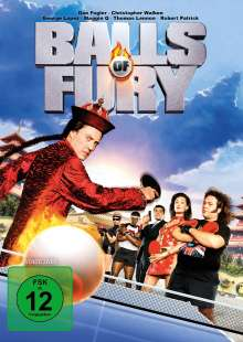 Balls of Fury, DVD