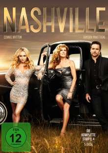 Nashville Staffel 4, 5 DVDs