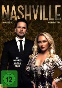 Nashville Staffel 6 (finale Staffel), 4 DVDs