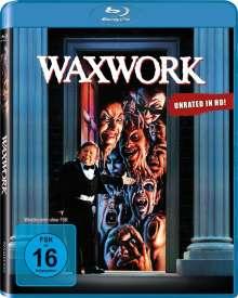 Waxwork (Blu-ray), Blu-ray Disc