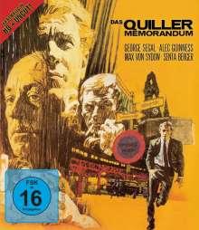 The Quiller Memorandum (Blu-ray), Blu-ray Disc