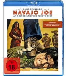 Navajo Joe (Blu-ray), Blu-ray Disc