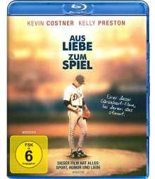 Aus Liebe zum Spiel (Blu-ray), Blu-ray Disc