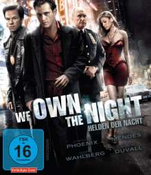 We Own The Night - Helden der Nacht (Blu-ray), Blu-ray Disc
