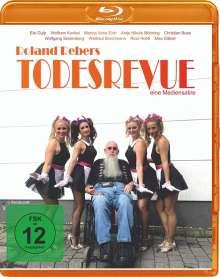Roland Rebers Todesrevue (Blu-ray), Blu-ray Disc