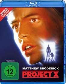 Projekt X (Blu-ray), Blu-ray Disc