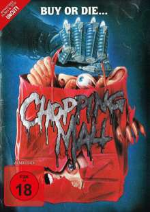 Chopping Mall, DVD