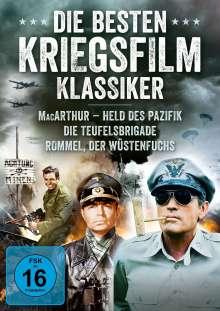 Die besten Kriegsfilm-Klassiker, DVD