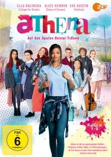 Athena Folgen 1-5, DVD