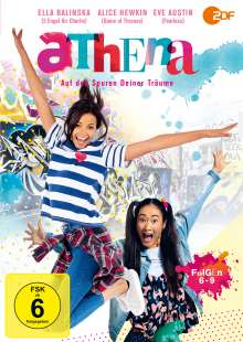 Athena Folgen 6-9, DVD