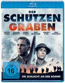 Der Schützengraben (Blu-ray), Blu-ray Disc