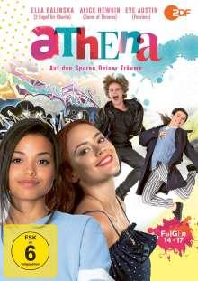 Athena Folgen 14-17, DVD