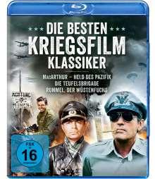 Die Besten Kriegsfilm-Klassiker (Blu-ray), 3 Blu-ray Discs