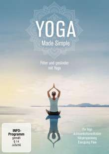 YOGA Made Simple - Fitter und gesünder mit Yoga, DVD