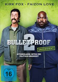 Bulletproof 2, DVD