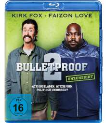 Bulletproof 2 (Blu-ray), Blu-ray Disc