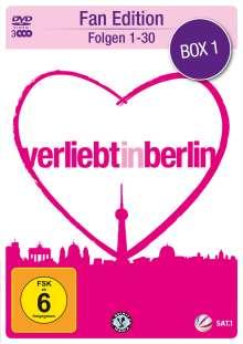 Verliebt in Berlin Box 1 (Folgen 1-30), 3 DVDs