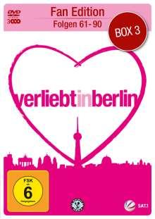 Verliebt in Berlin Box 3 (Folgen 61-90), 3 DVDs