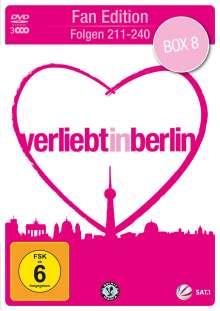 Verliebt in Berlin Box 8 (Folgen 211-240), 3 DVDs