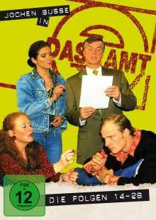 Das Amt DVD 2 (Folgen 14-28), 2 DVDs