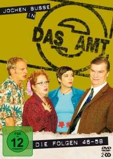Das Amt DVD 4 (Folgen 46-58), 2 DVDs
