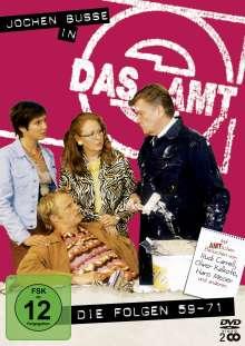 Das Amt DVD 5 (Folgen 59-71), 2 DVDs