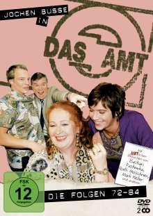 Das Amt DVD 6 (Folgen 72-84), 2 DVDs
