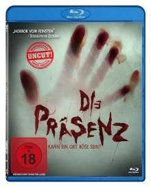 Die Präsenz - Kann ein Ort böse sein? (Blu-ray), Blu-ray Disc