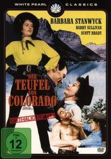 Der Teufel von Colorado, DVD