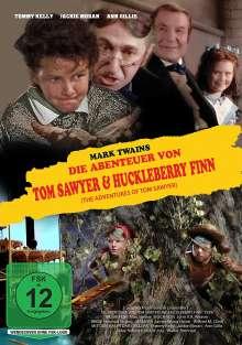 Die Abenteuer des Tom Sawyer und Huckleberry Finn, DVD