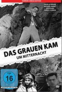 Das Grauen kam um Mitternacht (1958), DVD