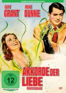 Akkorde der Liebe, DVD