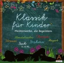 Klassik für Kinder Vol.3, 2 CDs
