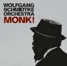 Wolfgang Schmidtke (geb. 1956): Monk!, CD