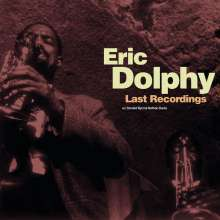 Eric Dolphy (1928-1964): Last Recordings (180g), LP