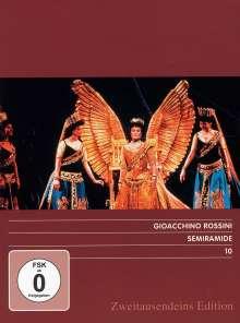 Gioacchino Rossini (1792-1868): Semiramide, 2 DVDs